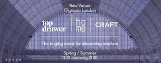 BlossomCo are at Top Drawer Spring 2015