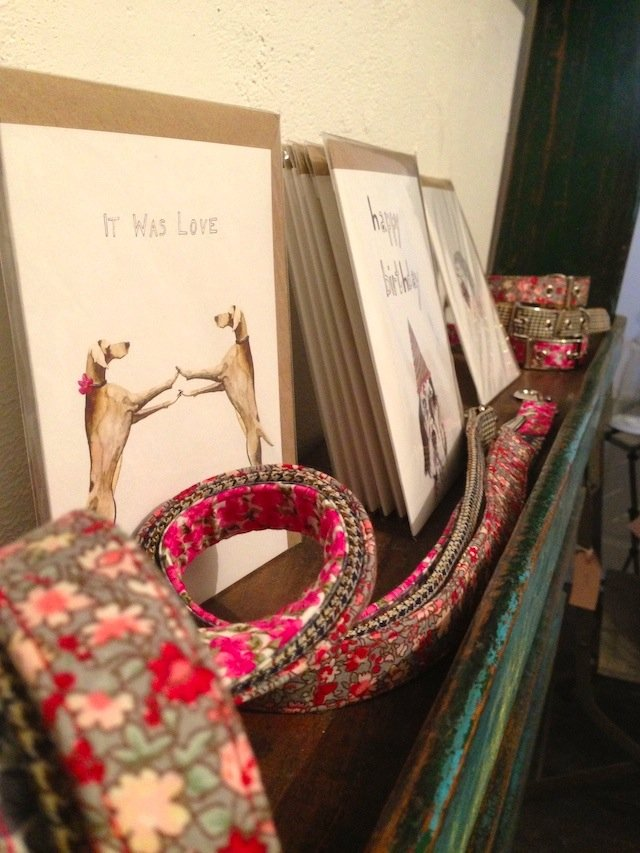 BlossomCo with deVOL gifts and cards