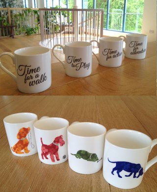 Time Collection Mugs shorlisted for Gift of the Year